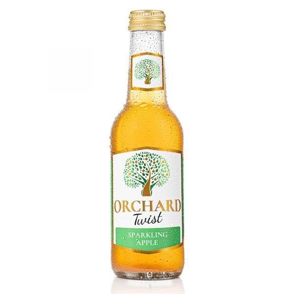 Orchard Twist Sparkling Apple 250ml