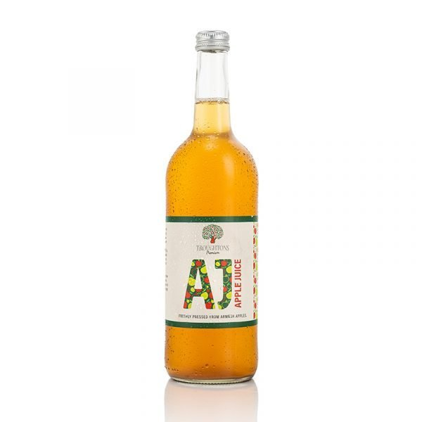 Troughtons AJ Apple Juice 750ml