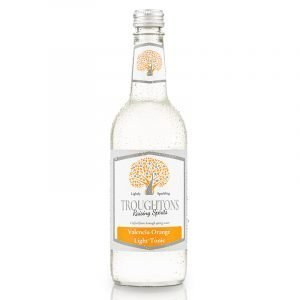 Troughtons Raising Spirits Valencia Orange Light Tonic 500ml