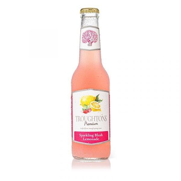 Troughtons Sparkling Blush Lemonade 275ml
