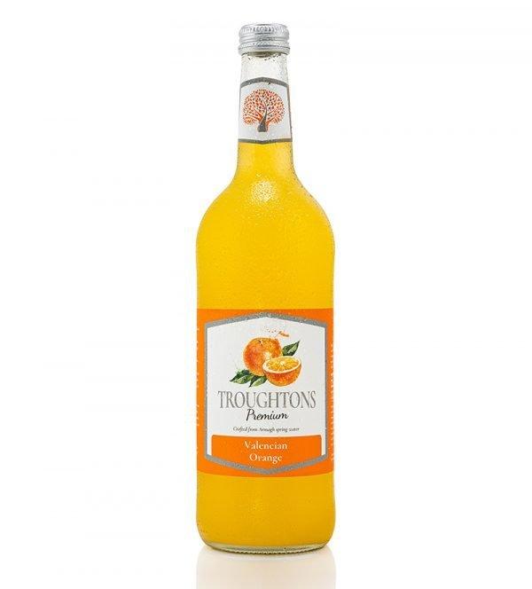 Troughtons Valencian Orange 750ml